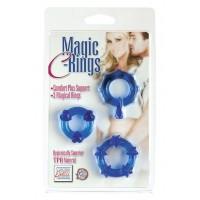 Набор эрекционных колец «Magic C-Ring»
