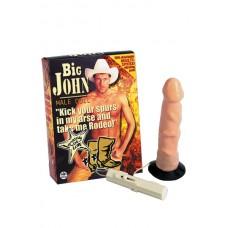 """Кукла мужчина """"BIG JOHN"""" с вибрацией"""