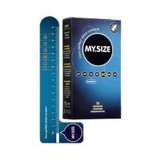 «MY SIZE №10» Презервативы классические w=60мм