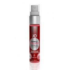 Возбуждающий гель для сосков «JO® Nipple Titillator» Снежная клубника (Electric Strawberry) - 30 мл