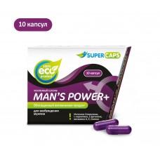 """Возбуждающее средство """"Man's Power plus"""", 1 капсула"""